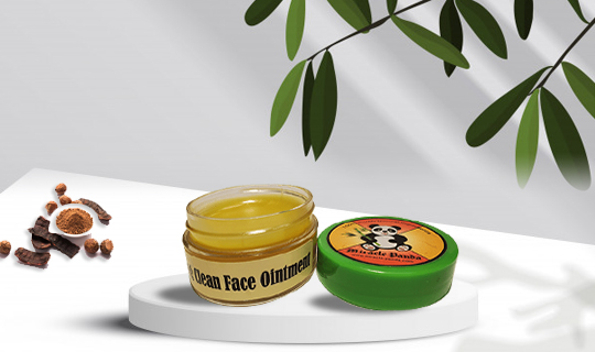 TREATING ACNE VULGARIS WITH ANCIENT CHINESE HERBS, HUÁNG BǍI AND TIAN HUA FEN