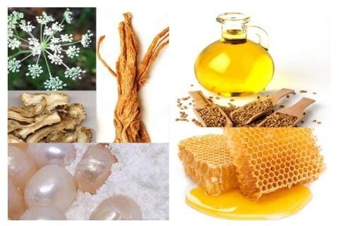 Ingredients from Traditional Chinese Medicine That Are Commonly Found in Herbal Beauty Products